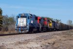 EMD, CN, BNSF AND MRL